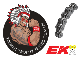 Tourist Trophy tested quality - Chains EK