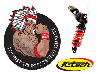 Tourist Trophy tested quality - K-Tech
