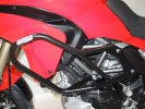 Engine guards RDMOTO CF03KD black