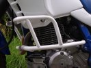 Engine guards RDMOTO CF02W white