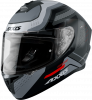 FULL FACE helmet AXXIS DRAKEN ABS cougar c2 grey matt XS