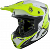 MX helmet AXXIS WOLF ABS star strack a3 gloss fluor yellow XS