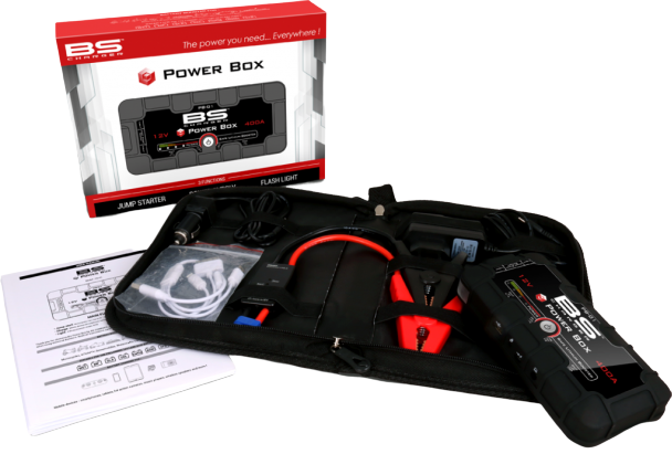 Power Box - ATV / ATV LINHAI / 300 / Muddy - eSHOP - Polish