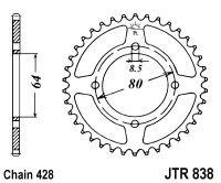 JT Sprockets JTR471.48 48T Steel Rear Sprocket