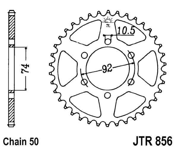 Right Hand Cut T200-XM100DB-M27X200B145 Sandvik Coromant No Coolant HSS CoroTap 200 Cutting tap with Spiral Point