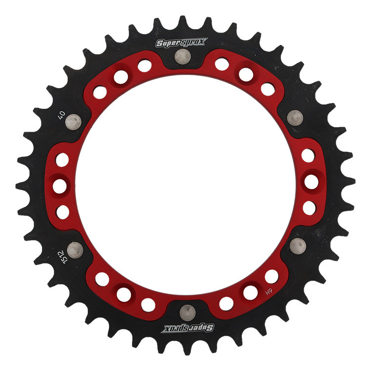SuperSprox RST-7-45-GLD Motorcycle//Sprockets//Stealth